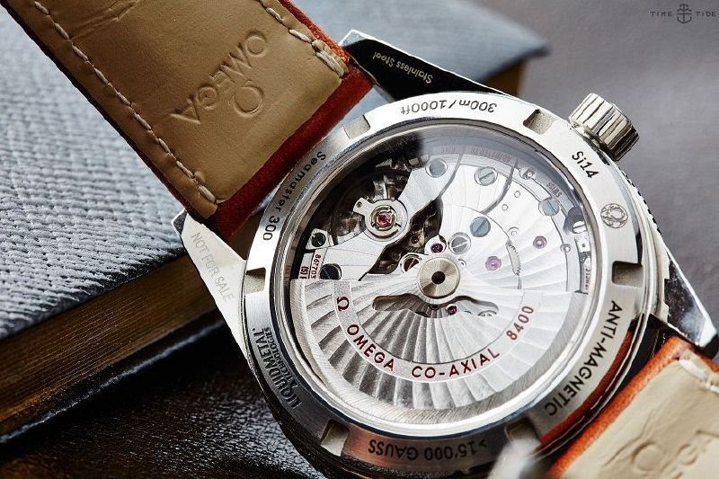 Editor's Note: The fact it's James Bond's choice automatically makes it good enough for the rest of us, but even without the exploding bells and whistles, the Seamaster 300 packs a heck of a ...